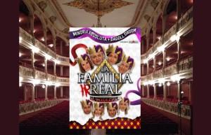 La familia Irreal, el musical