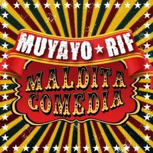 Muyayo-Rif_Maldita-Comedia_portada