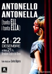 Antonello i Antonella, tonto ell i tonta ella