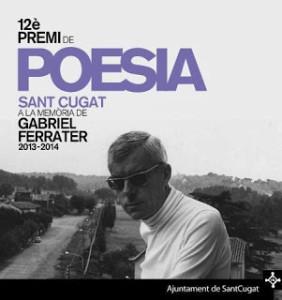 Manel Ollé guanya el 12è Premi de poesia a la memòria de Gabriel Ferrater