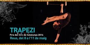 Trapezi 2014 Fira del Circ de Catalunya