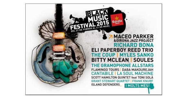 Es presenta la 14 edició del Black Music Festival