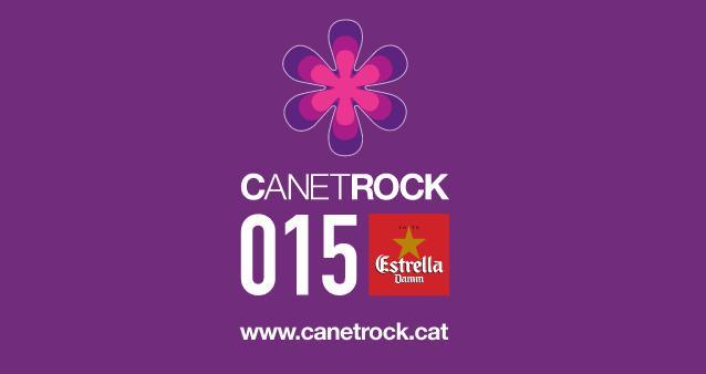 Presentat el Cartell del Canet Rock 2015