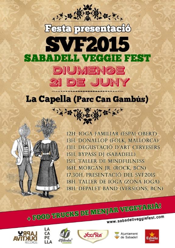 Cartell SVF2015