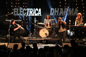 Companyia Elèctrica Dharma i Els Catarres al Festival de la Porta Ferrada