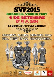 Aquest cap de setmana teniu una cita al Sabadell Veggie Fest