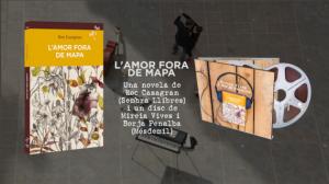 'L'amor fora de mapa' de Mireia Vives i Borja Penalba