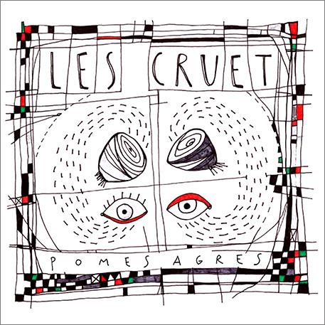 """""""Pomes Agres"""", el disc de debut de Les Cruet"""