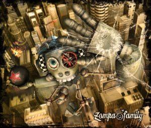 """Escoltem als """"Zompa Family"""" col·lectiu mestís de Perpinyà"""