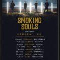 Primeres dates de la gira Cendra i or de Smoking Souls