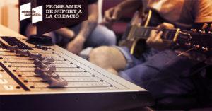 Cases de la Música: noves ajudes per  formacions novells i emergents