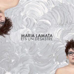 """""""Ets un desastre"""" és l'àlbum de debut de Maria Lamata"""