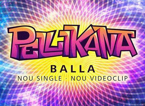 """""""Balla"""", nou videoclip i single d'avançament de """"Viure't"""", nou EP de Pellikana"""