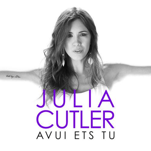 'Avui ets tu' primer senzill de Julia Cutler