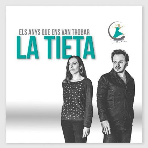 """""""Els anys que ens van trobar"""" és el primer treball discogràfic de La Tieta"""