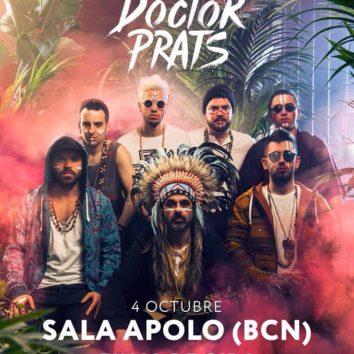 Doctor Prats anuncien fi de gira i una aturada per preparar un nou disc