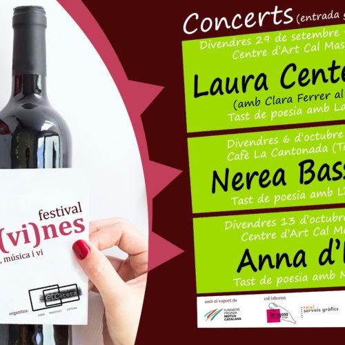 Neix el festival Di(vi)nes que combina música i poesia en clau femenina