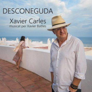 Xavier Carles publica 'Desconeguda', el seu segon treball discogràfic