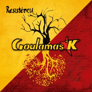 Goulamas-k_Resistencia_Portada
