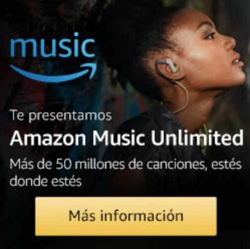 Què és Amazon Music Unlimited?
