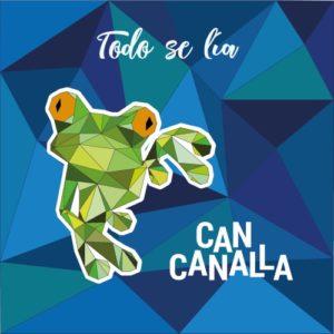 """""""Todo se lía"""", disc de debut de la banda del Vallès Can Canalla"""