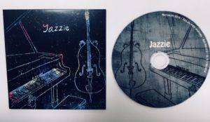 "Nuna i Franco Molinari presenten ""JAZZIE"""