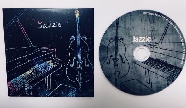Jazzie Portada Disc