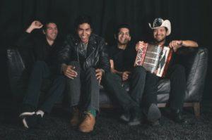 Rock de Kasba anuncia el llançament del nou disc de Piñata Protest