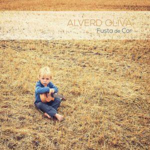 'Fusta de Cor', primer treball discogràfic d'Alverd Oliva