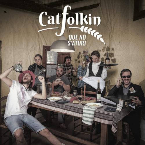 """""""Que no s'aturi"""", nou treball discogràfic dels Catfolkin"""