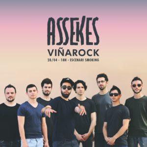 Inici de gira d'Assekes